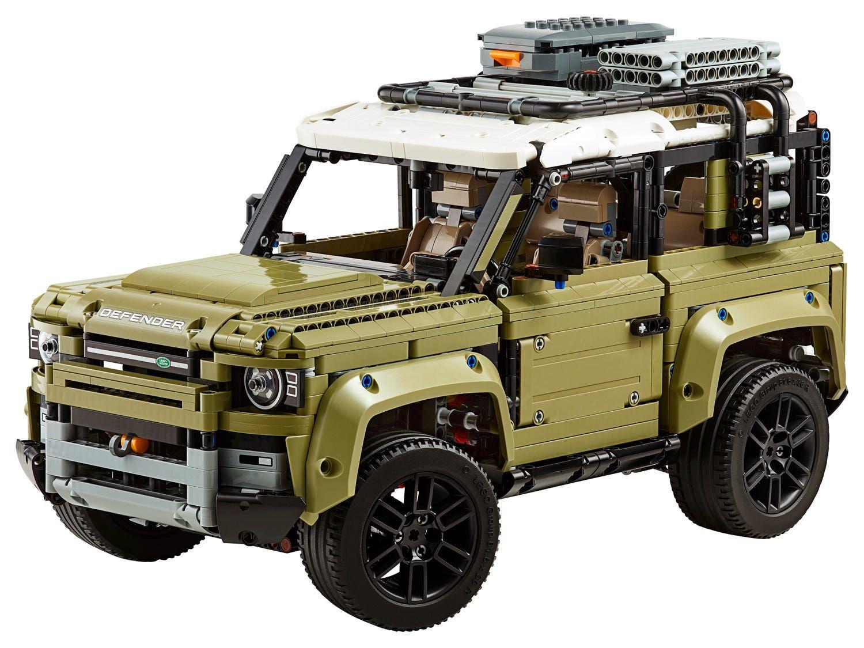 LEGO42110 Technic Land Rover Defender