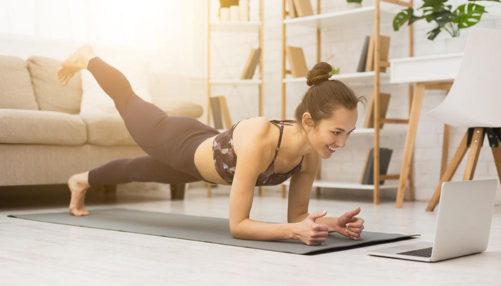 Sportspaß@home: Kostenlose Fitnesskurse für Zuhause
