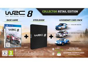 WRC 8 (Limited Collector Edition) - PlayStation 4
