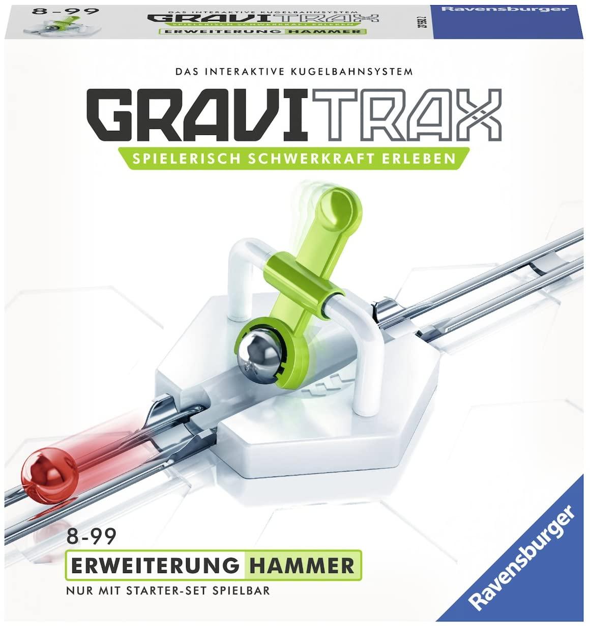 Ravensburger GraviTrax Erweiterung Hammerschlag Bausatz für 5,99€ (Amazon Prime & Saturn)