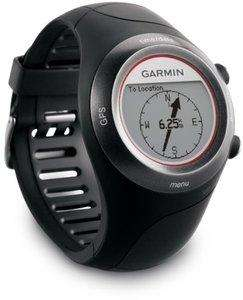 Garmin GPS Laufuhr Forerunner 410 HR inkl. Brustgurt @amazon