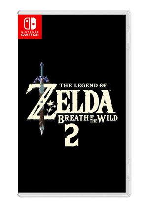 The Legend of Zelda Breath of the Wild 2 (Nintendo Switch) für 55,35€ (Vorbestellung)