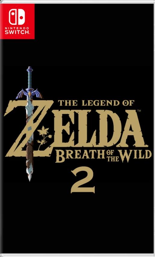 The Legend of Zelda Breath Of The Wild 2 Switch (Vorbestellung bei offergames.co.uk)
