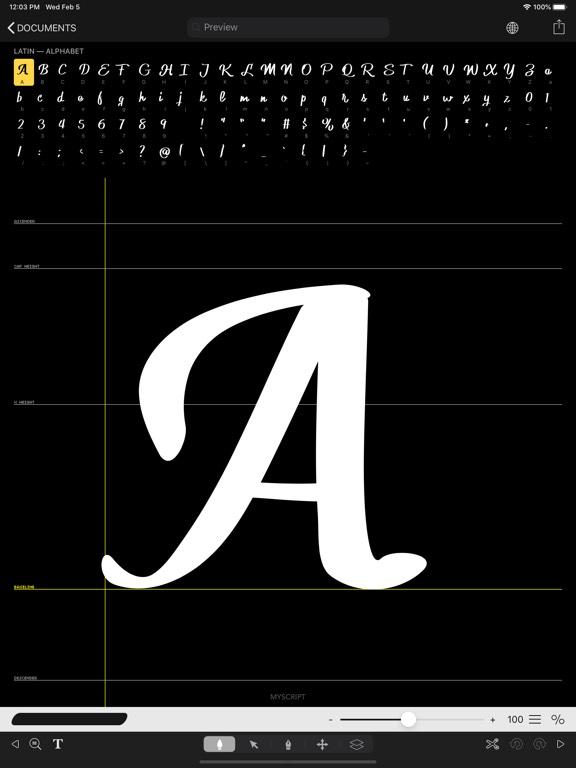 iFontMaker fürs iPad   4,6*   #8 Grafik & Design