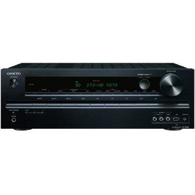 Onkyo HT-R558 AV-Receiver mit Audyssey 2EQ, 4x HDMI für 159€