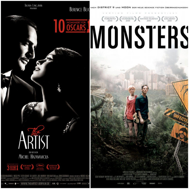 The Artist & Monsters - im Stream