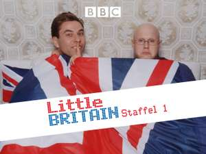 [Amazon Video] Little Britain Staffel 1-3 (HD), jeweils 3,98€