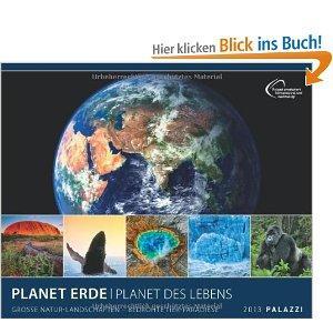 Kalender für 2013 bei Amazon reduziert