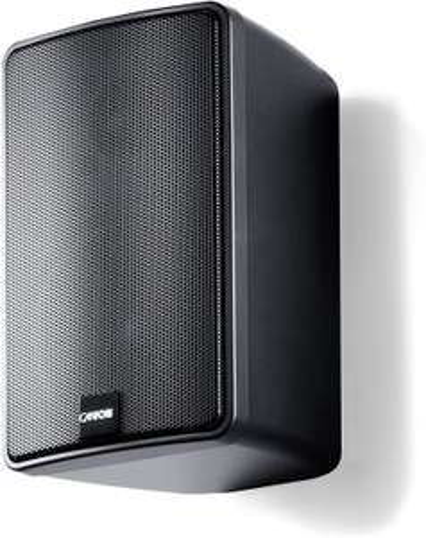 (Amazon WHD) Canton Plus GX.3 Regallautsprecher (100 Watt) Paar schwarz - Wie Neu