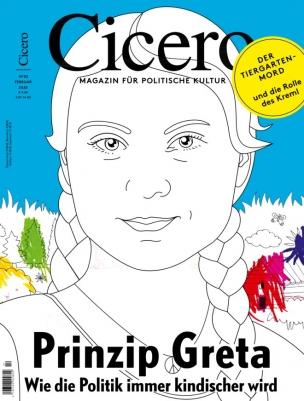 Cicero Abo (12 Ausgaben) durch Rabatt für 14,95 €