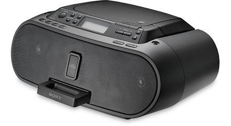 Sony ZS-S2IPB Einstiegsdockingstation für Apple iPod mit CD-Player 49,99 € (Amazon 99,99€)