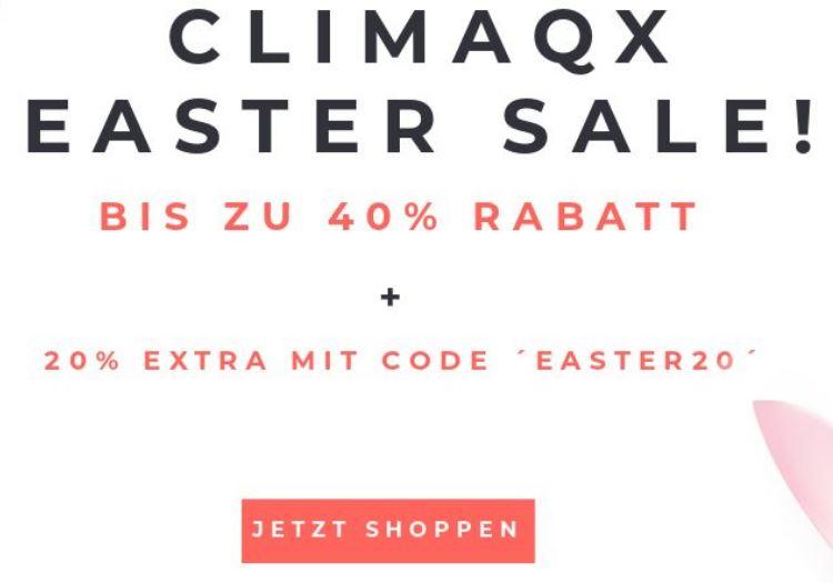 Climaqx Easter Sale