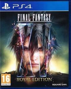 Final Fantasy XV Royal Edition (PS4) für 13,98€ (Gameware)