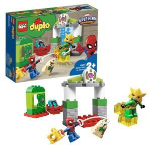 LEGO Duplo (10893) Spider-Man und Electro für 11,19€ (Müller Abholung)