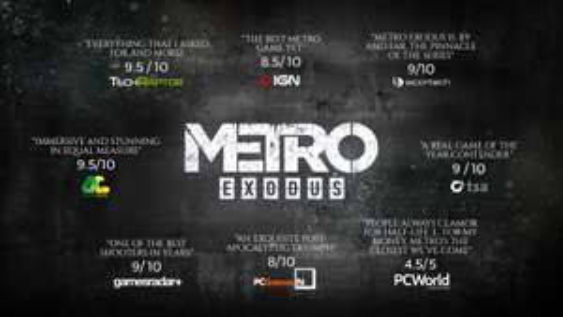 Metro Exodus PC (Epic Games Store)
