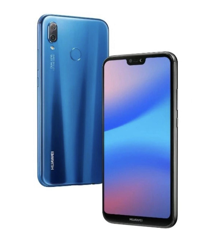 "HUAWEI P20 Lite Blue 5.85"" Dual SIM Android 8.0"