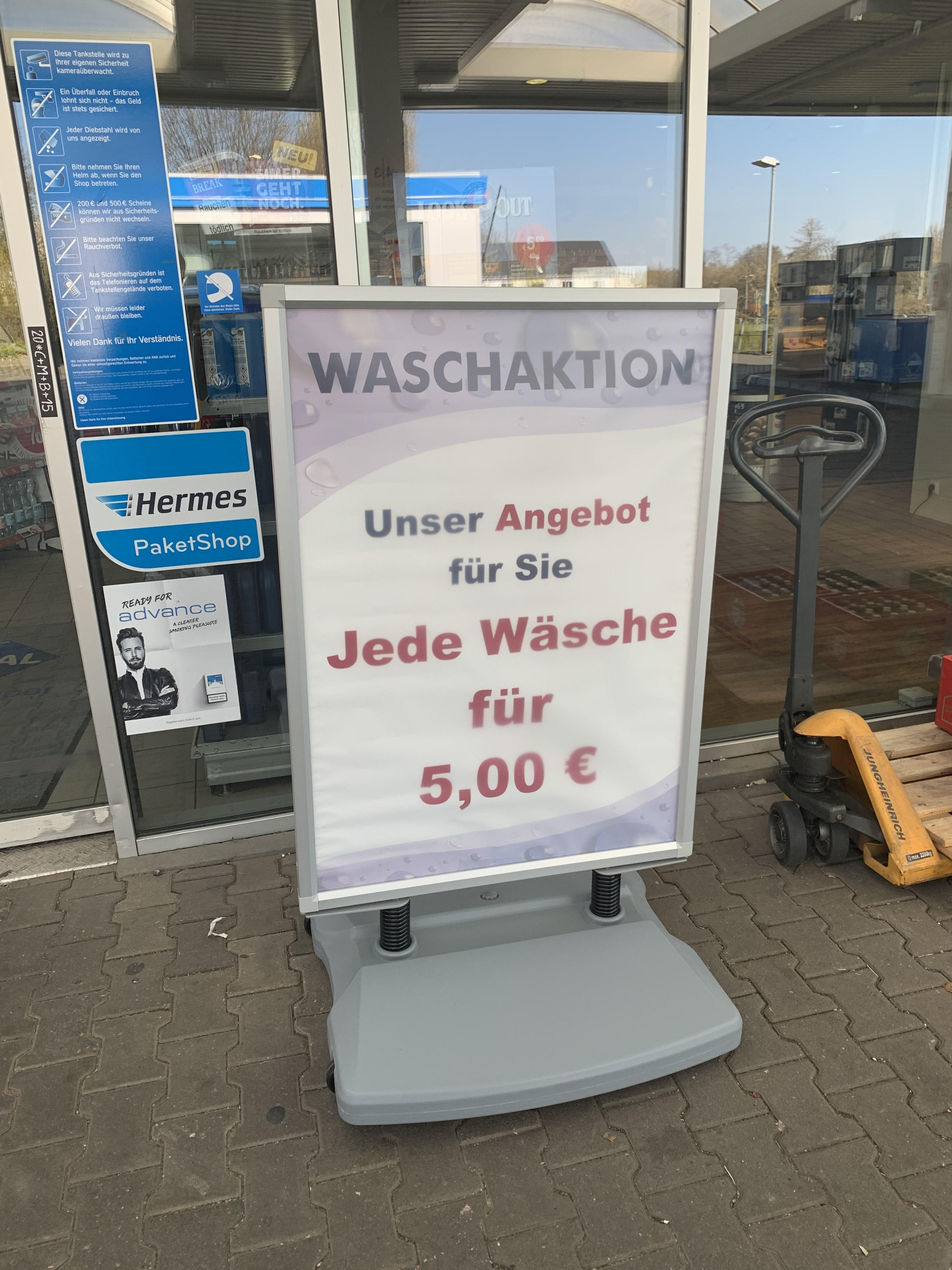 [Lokal] 52249 Eschweiler - Aral Waschaktion