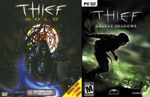 [Steam] Thief: Dark Project Gold/Thief: Deadly Shadows: je 1,90€ @Amazon.com