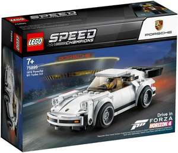 LEGO Speed Champions - 1974 Porsche 911 Turbo 3.0 (75895) für 11,13€ inkl. Versand (Thalia Classic & Amazon)