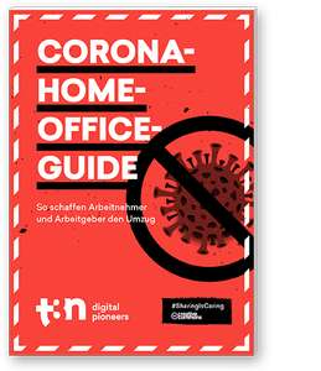 t3n: Kostenloser Homeoffice-Guide: Produktiv arbeiten trotz Corona