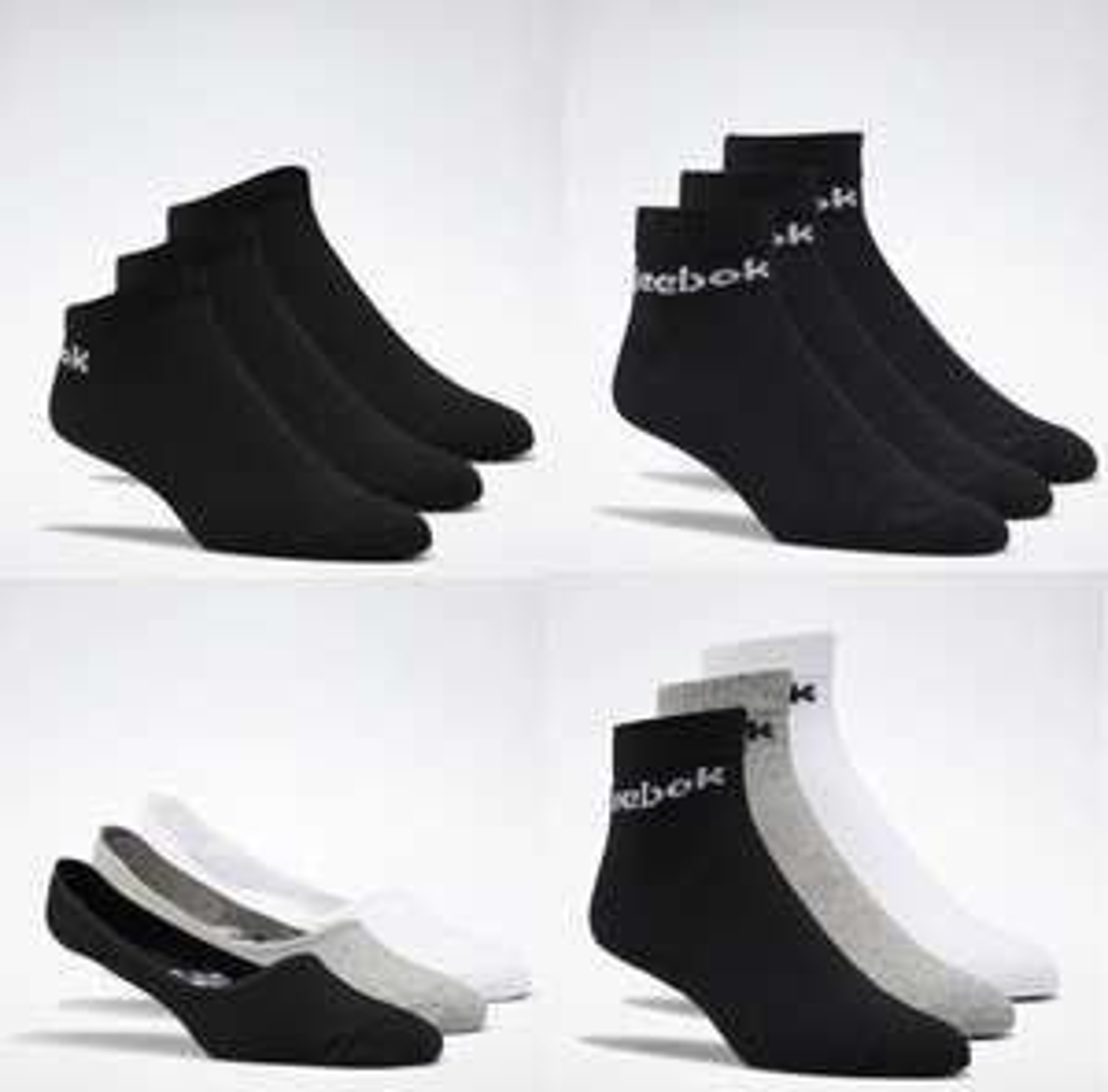 3 Paar Reebok Socken für 3,34€ inkl. Versand