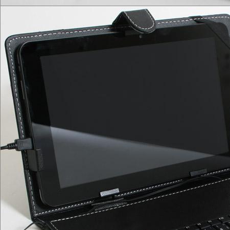 10 Zoll Android Tablet Incl. Case und Tastatur - Nextwolf