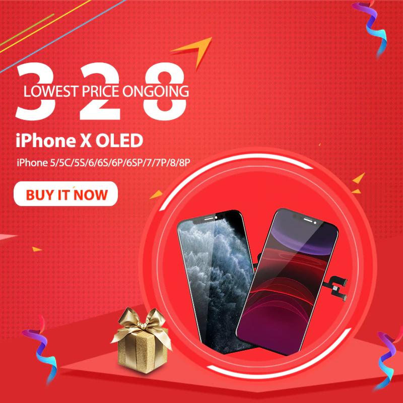 iPhone X 11 7 8 Serie LCD-Bildschirm Ersatz 3D Touch