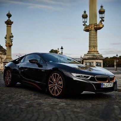 [Privat- & Gewerbeleasing] BMW i8 Ultimate Sophisto Edition (374 PS) mtl. 849,90€ (netto) + 899€ ÜF, LF 0,60, 36 Monate, Sondermodell