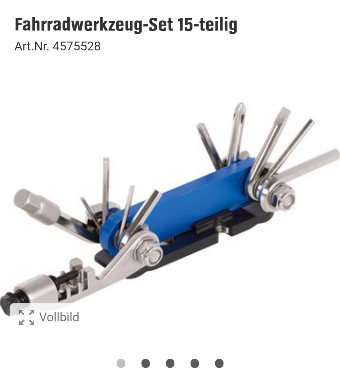 (Abholung) Fahrrad Multitool Werkzeug