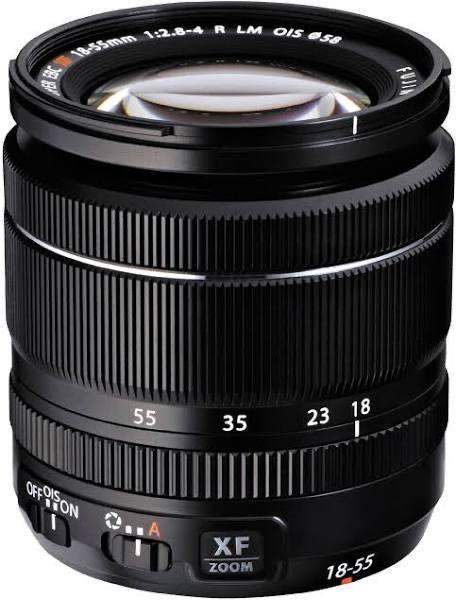 Fujifilm Fujinon XF18-55F2,8-4 Objektiv | Bulkware