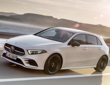 Mercedes-Benz A-Klasse als EU-Neuwagen frei konfigurierbar ab 20090€ / Listenpreis ab 26555€