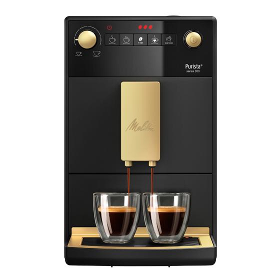 35% Rabatt auf nahezu alle Kaffeevollautomaten bei Melitta