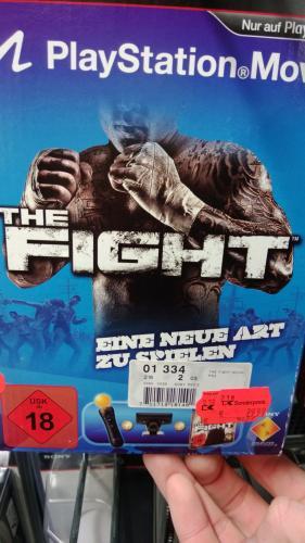 [Lokal Karstadt Bremen] Playstation Move inkl The Fight FSK 18