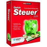 Lexware QuickSteuer 2020 Basis Box [Amazon Prime]