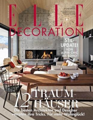ELLE Decoration Abo (6 Ausgaben) durch Rabatt für 9,95 €