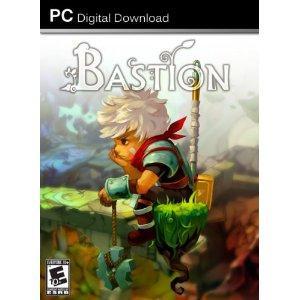 Bastion bei Amazon.com , kein Steam Key