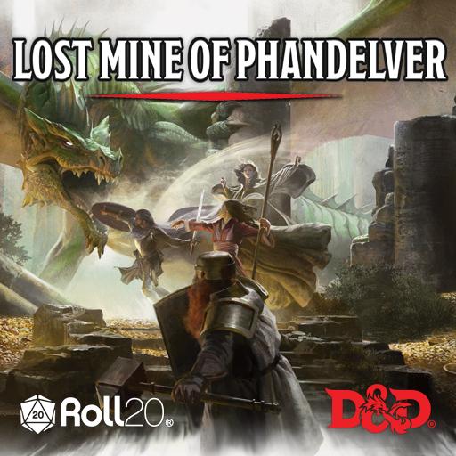 Dungeons & Dragons Adventure: Lost Mines of Phandelver - Kostenlos bis 5.5.