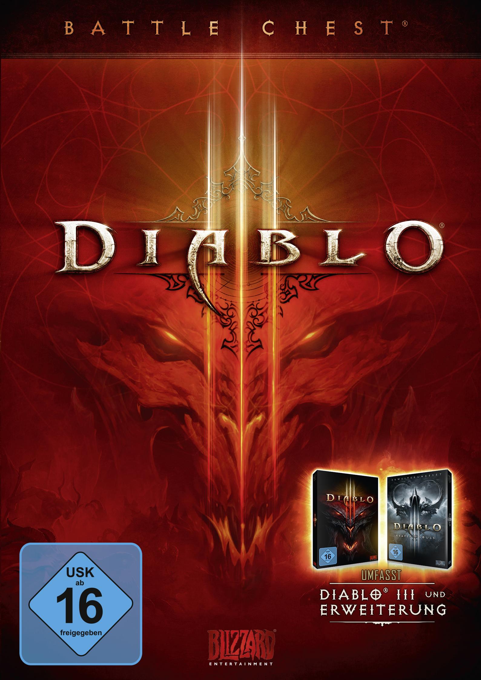 Diablo III: Battle Chest [PC Code - Battle.net] [PC/Mac Code]