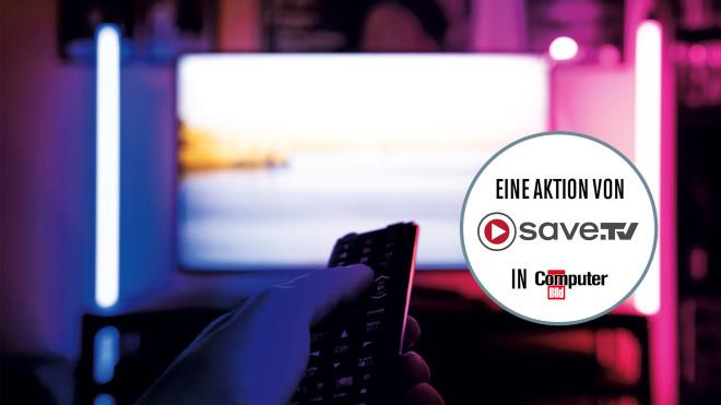 Save.TV: 30 Tage gratis + 60% / 65% Rabatt + monatliche Zahlung