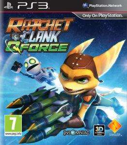 (Zaavi)Ratchet and Clank: Q-Force PS3