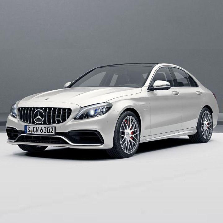Privatleasing: Mercedes-Benz C 63 S AMG 4.0 / 510 PS für 696€ pro Monat / LF: 0,56