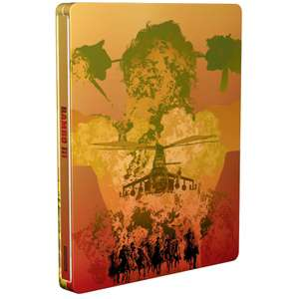 Rambo 3 - Limited Steelbok Edition (4K Blu-ray + Blu-ray) für 13,69€ inkl. Versand (Zavvi)
