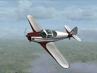 AEROPLANE HEAVEN - GLOBE SWIFT GC-1A für Flight Simulator X (FSX) und Prepar3D (P3D)