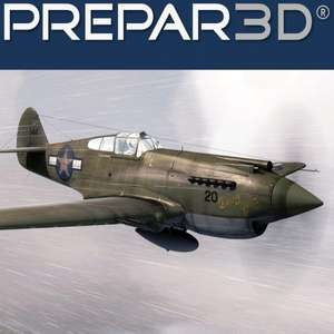 A2A Simulations Accu-sim Curtiss P-40 Warhawk