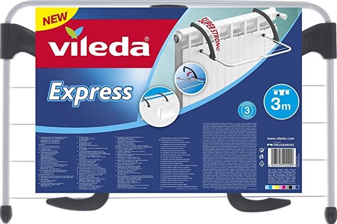 VILEDA Express Heizkörpertrockner 3 m