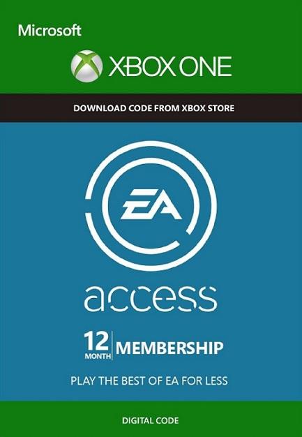 EA Access 12 Monate für 19.65€