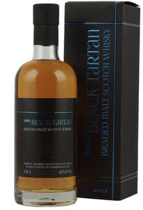 Black Tartan - Blended Scotch Whisky 0,7 Liter 40% vol.
