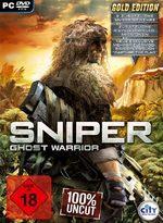 Sniper Ghost Warrior Gold Edition für 1,00€ bei mcgame.com als Download Key (deutsche Seite)