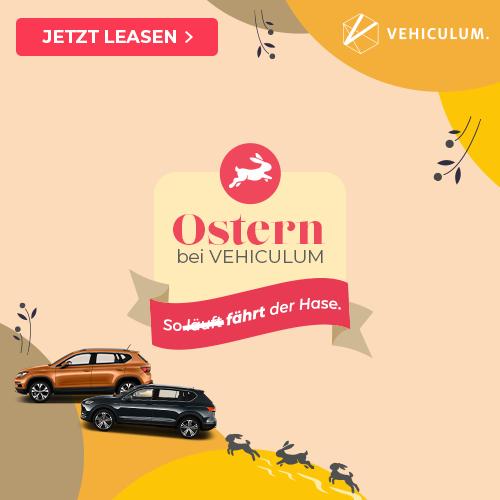 [Privat- & Gewerbeleasing] Osterdeals bei Vehiculum, z.B. VW Tiguan mit 230PS & 240 PS, Mercedes-AMG CLA Shooting Brake, Seat Arona, etc.
