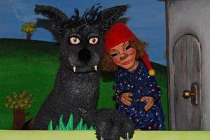Live Düsseldorfer Puppentheater zum Osterfest für Kinder